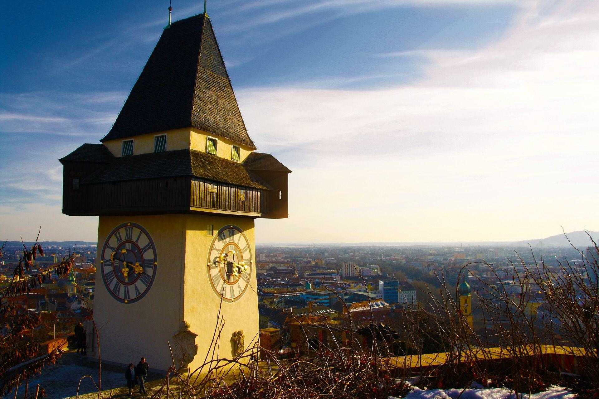 GrazerUhrturm